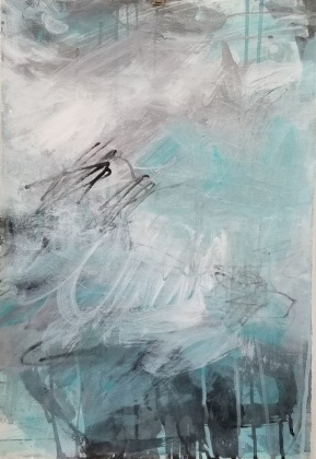 Caught In A Wave V /22x15in.paper/$370.00