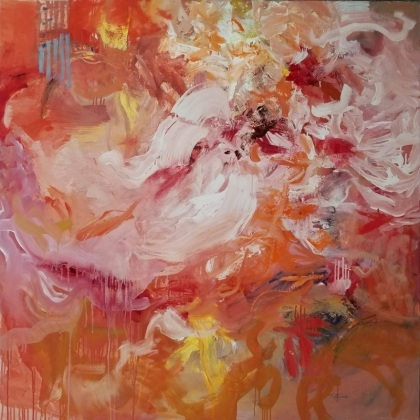 Sway / 48x48in / $3000.00