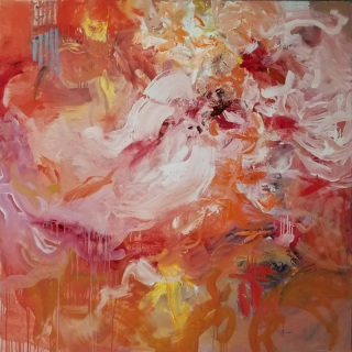Sway / 48x48in / $ 4000.00